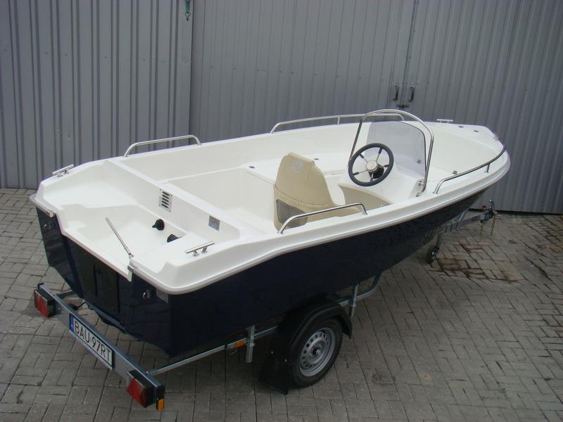 Romana 460 Fishing